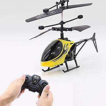 Two-way Helicopter With Light Usb Charging Indoor And Outdoor Remote Control