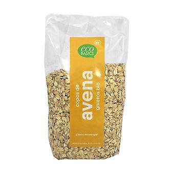 Organic thick oat flakes 500 g