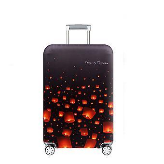 Travel Luggage Cover Candels Imprimer