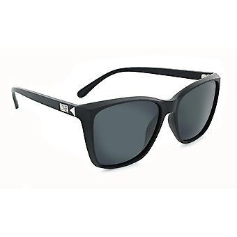 *New* diva rose - square framed polarized sunglasses