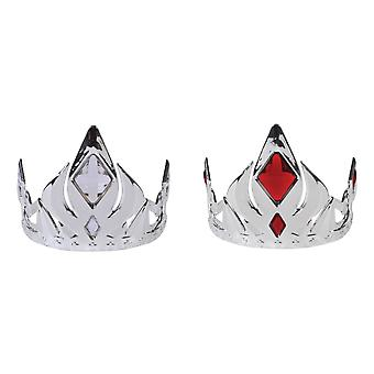 Bristol Novelty Unisex Adults Crown Tiara