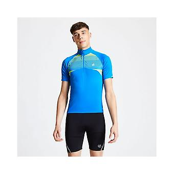 Men's Stay The Course Lightweight Quick Drying Short Sleeved Jersey