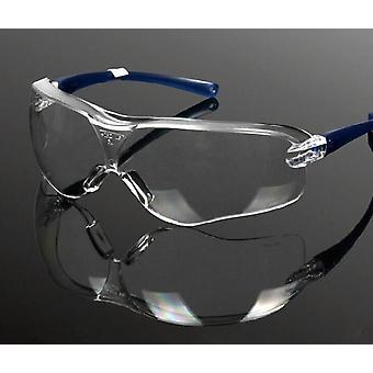 Anti-Wind, Anti-Sand, Anti-Nebel, Anti-Staub-beständige transparente Schutzbrille