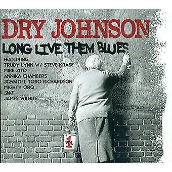 Long Live Them Blues [CD] USA import