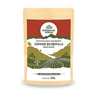 Organic Seed Cumin 100 g