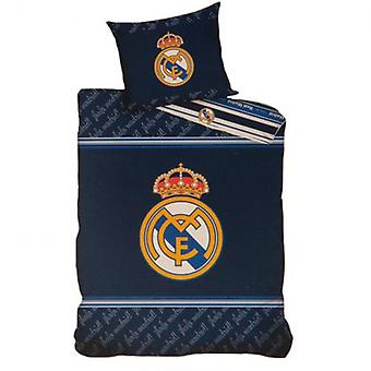 Real Madrid Single Duvet Set NV