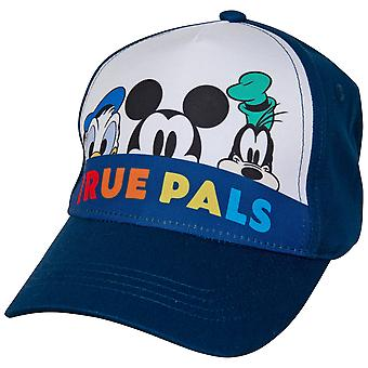 Disney Mickey Mouse and Friends Peek-A-Boo Baseball Hat