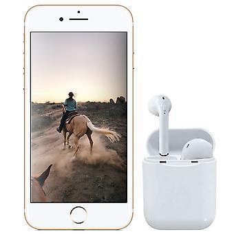 iPhone 7 Gold 128GB + Drahtlose Kopfhörer