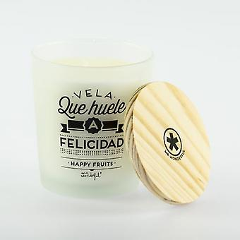 Mr. Wonderful Candle That Smells of Happiness