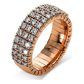 Luna Creation Classic Ring Pavé 1N544R858-1 - Largura do anel: 58