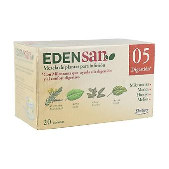 Edensan 05 Dig Infusions 20 units