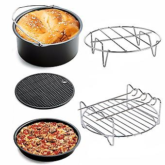 Cake Pizza Cage Steaming Frame