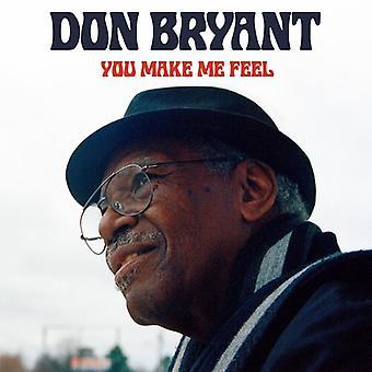 Bryant,Don - You Make Me Feel [Vinyl] USA import