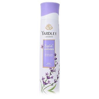 Englantilainen laventeli vartalosuihke Yardley London 5.1 oz Body Spray
