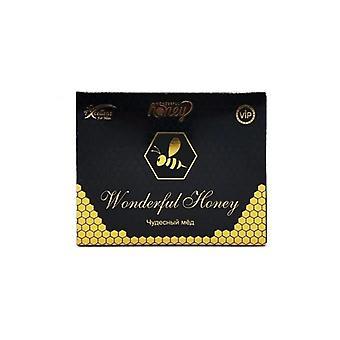 Wonderful Natural Aphrodisiac Honey Mixed With Herbal Paste Tibullus Ginseng