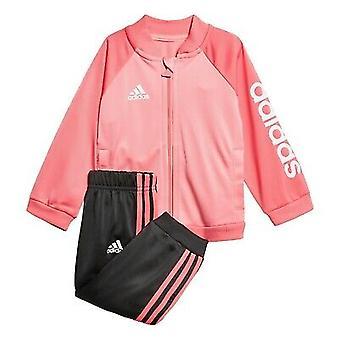 Adidas Infant Girls Tracksuit - CF7392