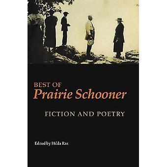 Prairie Schooner - Hilda Razin kaunokirjallisuus ja runous - 978080328