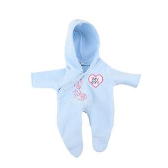 11インチ新生児人形のための青でセットワンピースセーター