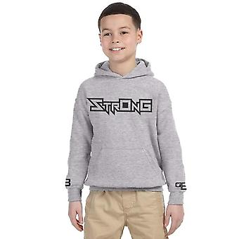 Strong (strength On God) Hoodie