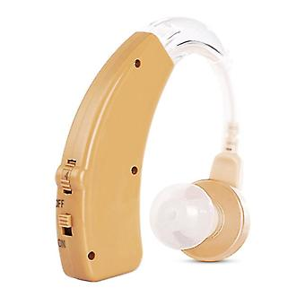 Cofoe bte digital hearing aid dual-channel sound amplifier hearing loss compensation aid hearing moderate to severe damage