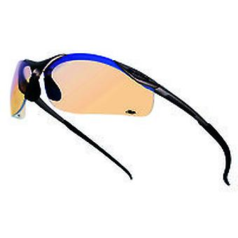 Bolle CONTESP Contour Spectacles Bronze Nylon Frame Esp Anti-Scratch Lens