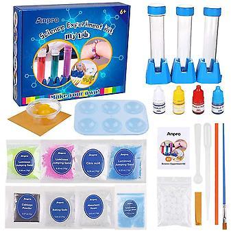 Wokex Scientific Experiment Set, 15 wissenschaftliche Experimente, wissenschaftliches