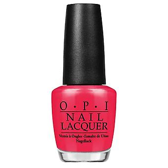 OPI Nail Lakk New Orleans Collection - She's A Bad Muffuletta!