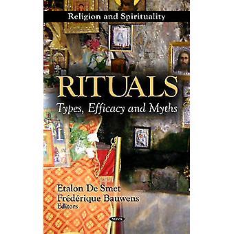 Rituals by Edited by Etalon De Smet & Edited by Frederique Bauwens