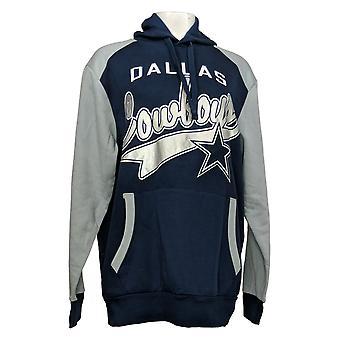 NFL Set Reg Dallas Pullover Hoodie en T-Shirt Grijs A382710