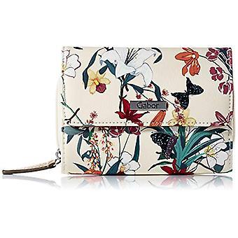 Gabor Granada Fleur, Damen Brieftasche, Schmutzig Weiß, Medium(2)