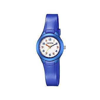 Calypso kellot analoginen katsella kvartsi nainen muovihihna K5749/6