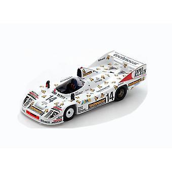 Porsche 908 80 (Le Mans 1981) Resin Model Car
