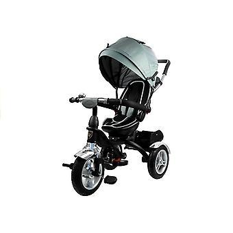 Driewieler kinderwagen multifunctioneel 500 –  Zilver