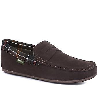 Barbour Mens Porterfield Slippers