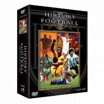 Geschichte von Football The Beautiful Game DVD