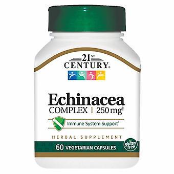 21st Century Echinacea Complex, 250 mg, 60 Veg Caps
