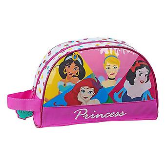 School Toilet Bag Princesses Disney Be Bright