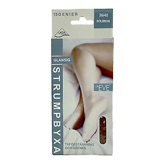 St. EVE Glossy Pantyhose Tan