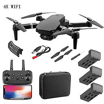 Drone Hd Dual Camera Skladacia výška Udržiavanie Drone Wifi Fpv v reálnom čase