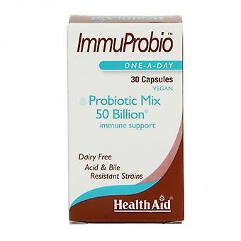 HealthAid ImmuProbio (50 Milliarden) Kapseln 30 (802330)