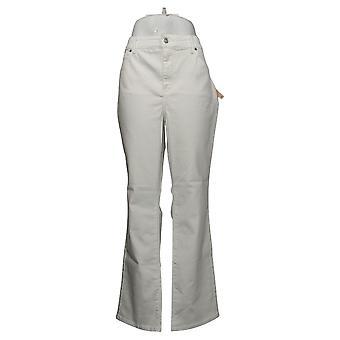 NYDJ Women's Jeans Plus Straight Uplift en Cool Embrace White A395678
