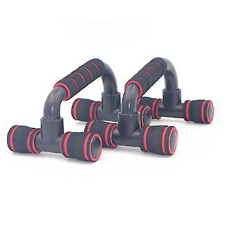 I-shaped Push-up Stand(Red)