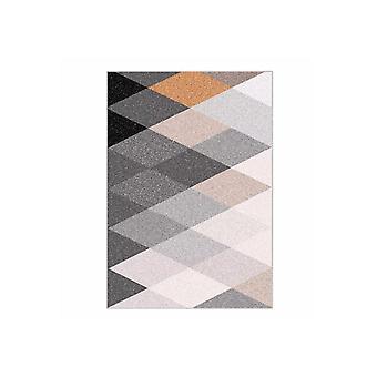 Modern Geometric Rectangular Carpet Sofa Mat Coffee Table Blanket - Bk09 80X160Cm