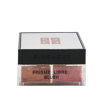 Prisme Libre Blush 4 Color Loose Powder Blush - #4 Organza Sienne (woddy Oragne) - 4x1.5g/0.0525oz