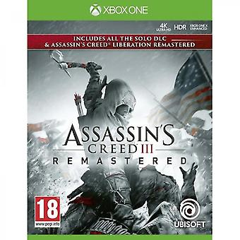 Assassins Creed Liberation Remaster Jeux Xbox One