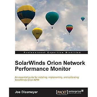 Solarwinds Orion Network Performance Monitor
