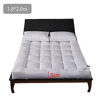 Waterproof Thickened Cotton Mattress - Antibacterial Breathable Pad