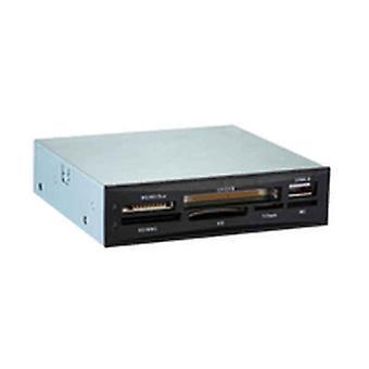 "Interner Kartenleser TooQ TQR-208B 3,5"" USB 2.0"
