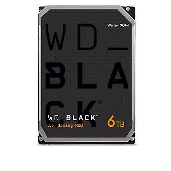 WD 6TB Fekete 7200RPM 256MB Cache Belső teljesítmény merevlemez (WD6003FZBX)