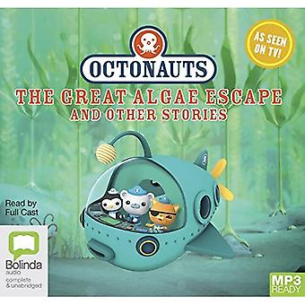Octonauts: The Great Algae Escape and Other Stories - Octonauts